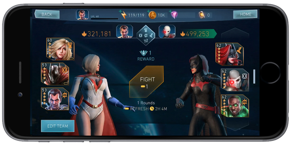 Injustice 2 Mobile - Champions Arena Guide – DC Games