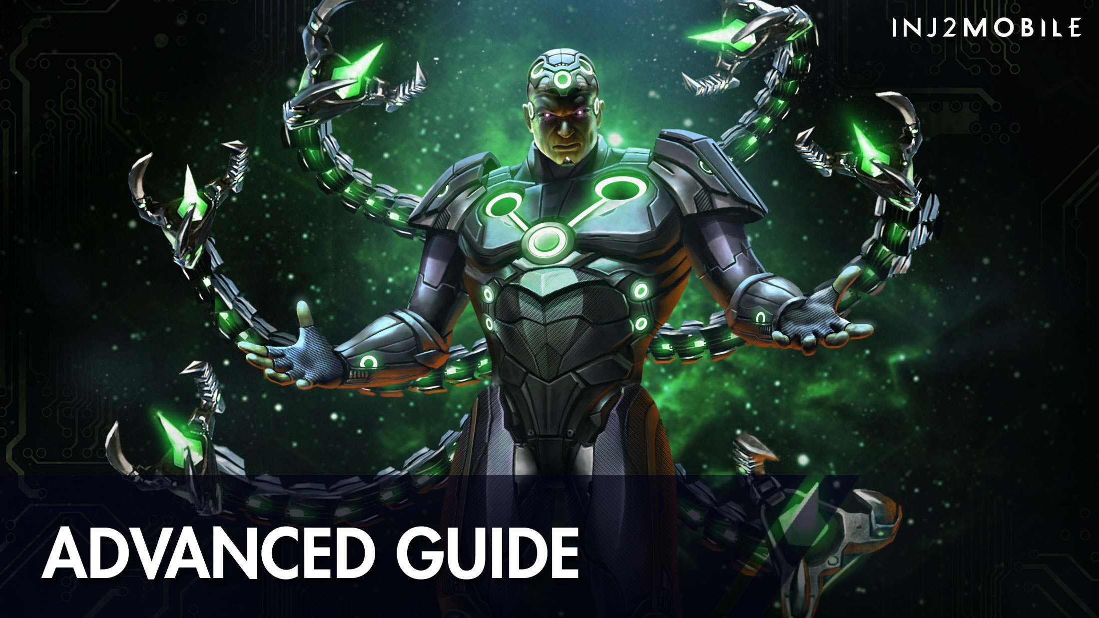 Injustice 2 Mobile Advanced Guide – DC Games